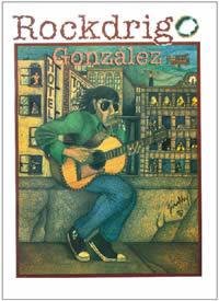 """Libro: """"Rockdrigo González""""..."""